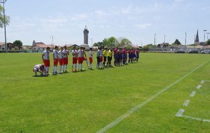 1/2 finale Coupe Intersport Lasaosa